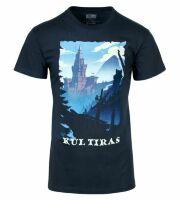 Футболка World of Warcraft Visit Kul Tiras Shirt - Men (размер L)