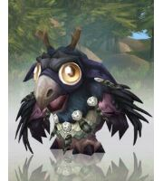 Спутник WoW Pet: Moonkin Hatchling