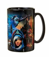 Чашка BlizzCon 2016 Key Art Mug