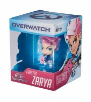 Мини фигурка Cute But Deadly - Frosted Zarya Figure