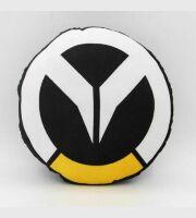 Мягкая подушка - Overwatch Logo Plush 27 cм