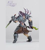 Фигурка  World of Warcraft Series 3 Skeeve Sorrowblade (Undead Rogue) Action Figure
