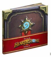 Книга The Art of Hearthstone: Year of the Kraken (Твёрдый переплёт) (Eng) Volume 2 Книга том 2
