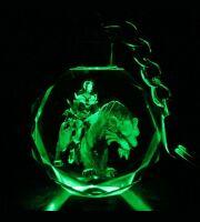 Брелок со светодиодом DOTA 2  №6