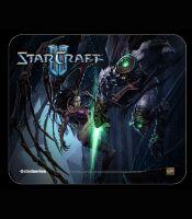 Коврик SteelSeries QcK StarCraft 2  Kerrigan