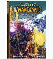 Книга Manga World of Warcraft: Mage (Мягкий переплёт) (Eng)