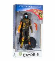 Фигурка Destiny 2 McFarlane Action Figure - Cayde 6 Gunslinger Golden Gun (без ключа)