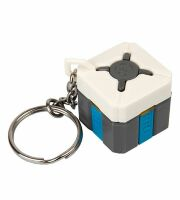 Брелок Overwatch 3D Keychain - Lootbox Light-up JINX