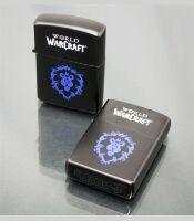 Зажигалка WORLD OF WARCRAFT  Alliance (black)