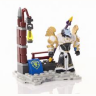 Mega Bloks World of Warcraft Set: priest worgen