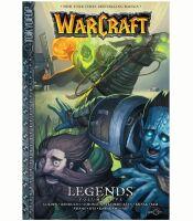 Книга Manga Warcraft: Legends Volume 5 (Мягкий переплёт) (Eng)