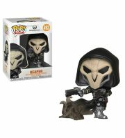 Фигурка Overwatch Funko Pop Reaper Figure (Wraith) Овервотч фанко Жнец