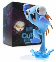 Міні фігурка Cute But Deadly Blind Vinyl - Murloc blue