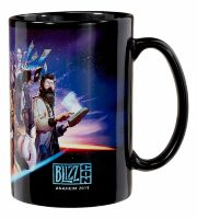 Колекційна гуртка Blizzard 2019 Blizzcon Exclusive Ceramic Mug