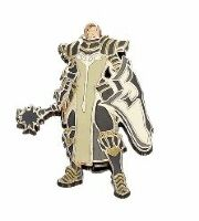 Значок 2018 Blizzcon Blizzard Collectibles Pins - Series 5 - Сrusader