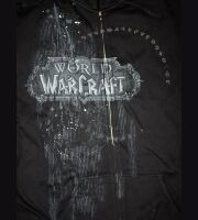 Реглан с капюшоном и карманами World of Warcraft Rune (размеры M)