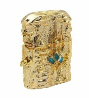 Зажигалка WORLD OF WARCRAFT The lich king Lighter + подарочная коробка из дерева