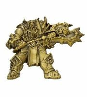 Значок 2018 Blizzcon Blizzard Collectibles Pins - Series 5 - Saurfang Gold