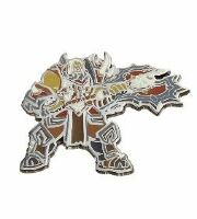 Значок 2018 Blizzcon Blizzard Collectibles Pins - Series 5 - Saurfang