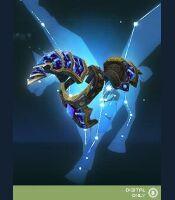 WoW Mount: Celestial Steed (Летающая лошадка)