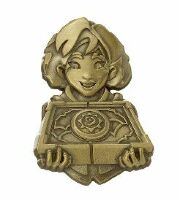 Значок 2018 Blizzcon Blizzard Collectibles Pins - Series 5 - AVA HEARTHSTONE