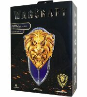 Power Bank Warcraft Alliance Stormwind Shield Symbol