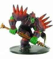 Warcraft  Miniatures Core Mini: AZARAK WOLFSBLOOD