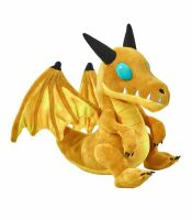 Мягкая игрушка World of Warcraft Bronze Whelpling Plush