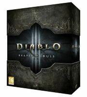 Diablo III: Reaper of Souls EURO Collectors Edition Коллекционное издание (коробка + ключ)
