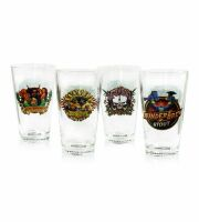 Набір склянок World of Warcraft Pint Glasses (Set of 4)