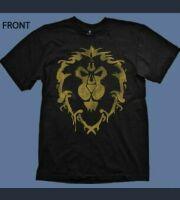 Футболка World of Warcraft Alliance Spray T-Shirt (мужск., размер  M)